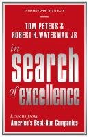 In Search of Excellence-Peters Tom, Waterman Robert H.