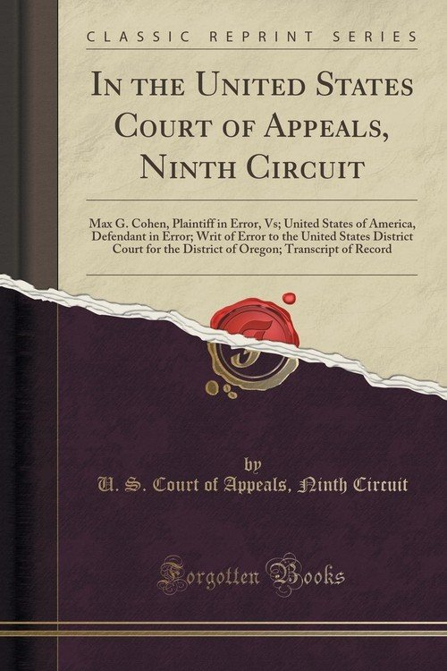 The united state 9th circuit of