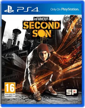 inFAMOUS: Second Son-Sucker Punch Productions