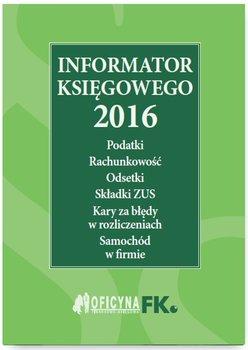 Informator księgowego 2016                      (ebook)
