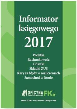 Informator księgowego 2017                      (ebook)