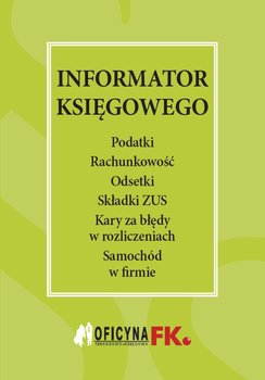 Informator księgowego                      (ebook)