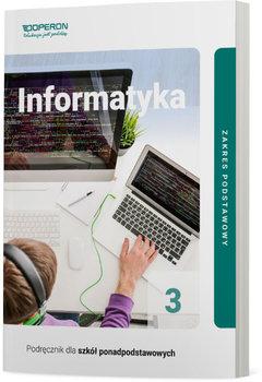 Informatyka. Podręcznik 3. Liceum i technikum. Zakres podstawowy-Hermanowski Wojciech