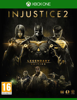 Injustice 2 - Legendary Edition-NetherRealm Studios