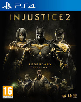 Injustice 2 - Legendary Edition - NetherRealm Studios