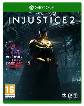 Injustice 2 - NetherRealm Studios