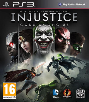 Injustice - Warner Bros.