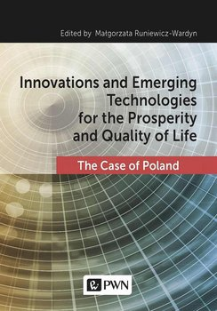 Innovations and Emerging Technologies for the Prosperity and Quality of Life                      (ebook)