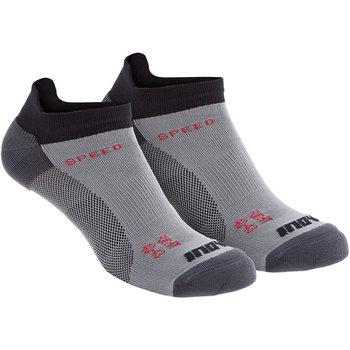 Inov-8, Skarpety 2-pary, Race Elite Sock Low, czarno-szare, rozmiar 35-39-inov-8