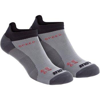 Inov-8, Skarpety 2-pary, Race Elite Sock Low, czarno-szare, rozmiar 44-47-inov-8