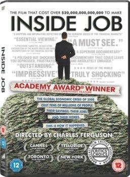 Inside Job (brak polskiej wersji językowej)-Ferguson Charles