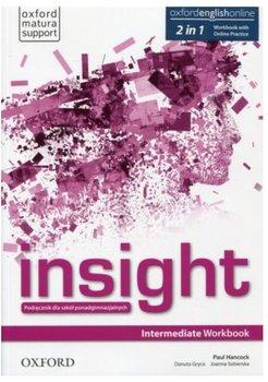 Insight. Intermediate. Workbook + Online Practice-Wildman Jayne, Beddall Fiona