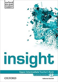 Insight. Upper-Intermediate. Teacher's Book-Stannett Katherine