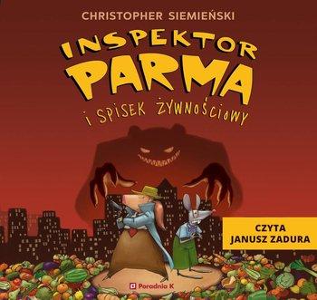 Inspektor Parma i spisek żywnościowy-Siemieński Christopher