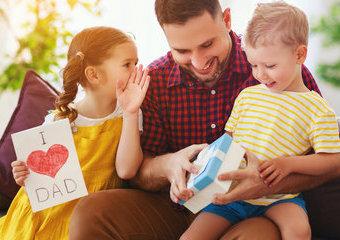 Inspiracje prezentowe na Dzień Ojca - dla ojców z mniejszym i większym stażem