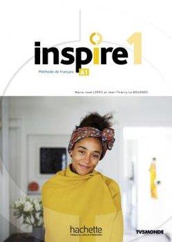 Inspire 1. Podręcznik + DVD + Parcours digital-Le Bougnec Jean-Thierry, Lopes Marie-Jose