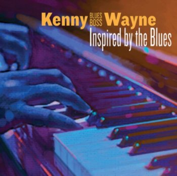 Inspired By the Blues-Kenny 'Blues Boss' Wayne