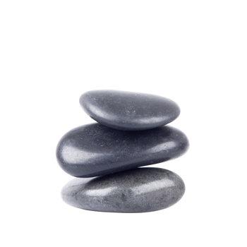 inSPORTline, Kamienie bazaltowe z lawy wulkanicznej River Stone, 4-6 cm, 3 szt.-inSPORTline