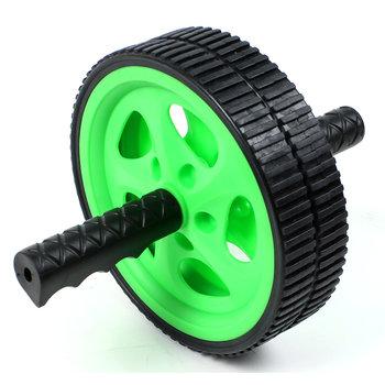 inSPORTline, Kółko do ćwiczeń, Ab Roller AR200, zielone-inSPORTline