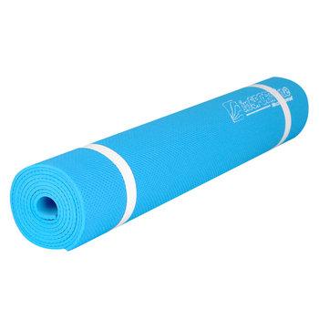 inSPORTline, Mata do ćwiczeń, EVA, 173x60 cm, jasno-niebieska-inSPORTline
