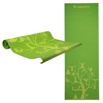 inSPORTline, Mata do ćwiczeń, Spirit, 172x61 cm, zielona-inSPORTline