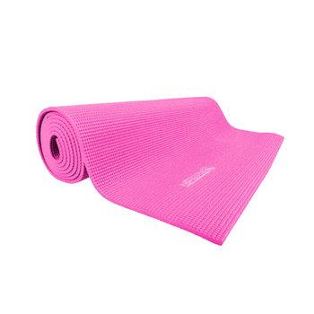 inSPORTline, Mata do ćwiczeń, Yoga, 173x60x0,5 cm, różowa-inSPORTline