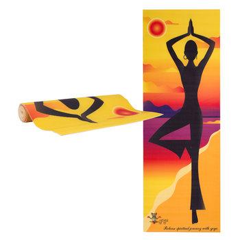 inSPORTline, Mata do jogi do ćwiczeń Medita, różnokolorowy-inSPORTline
