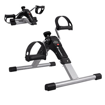 inSPORTline, Mini rower treningowy rotor, Raryo, srebrny-inSPORTline