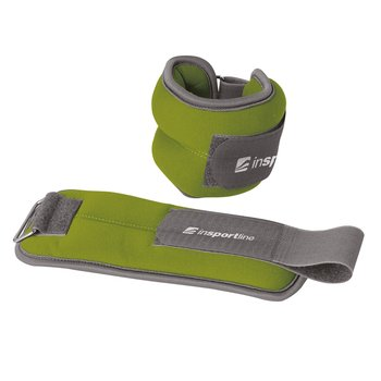 inSPORTline, Obciążniki na ręce i nogi, Lastry, 2x1 kg-inSPORTline