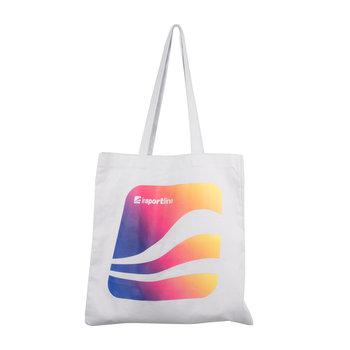 inSPORTline, Płócienna torba sportowa Toloren, biały-inSPORTline
