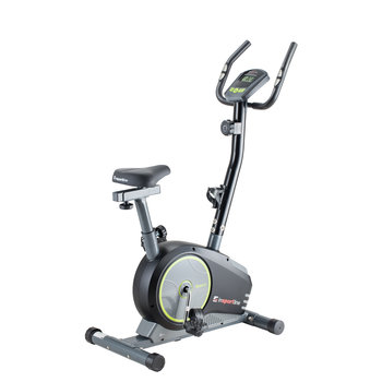 inSPORTline, Rower treningowy magnetyczny Ellare II, czarny-inSPORTline