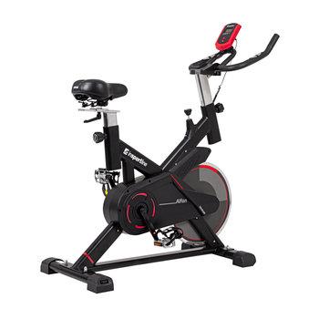 inSPORTline, Rower treningowy spinningowy Alfan, czarny-inSPORTline