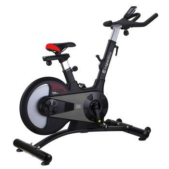 inSPORTline, Rower treningowy spinningowy, Drakkaris, czarny-inSPORTline