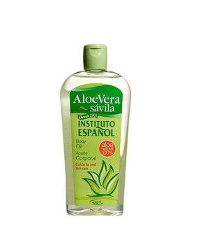 Instituto Espanol, Aloe Vera, olejek do ciała, 400 ml-Instituto Espanol