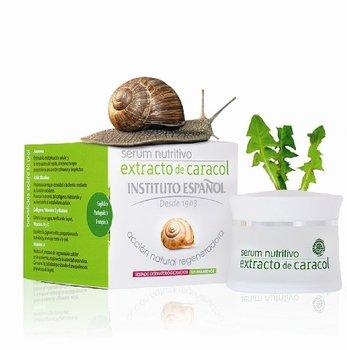 Instituto Espanol, Snail Extract, serum z ekstraktem ze śluzu ślimaka, 50 ml-Instituto Espanol