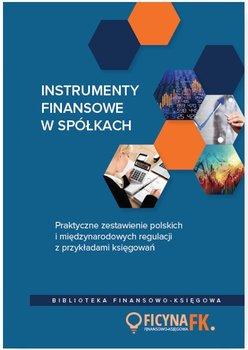 Instrumenty finansowe w spółkach. Praktyczne zestawienie polskich i międzynarodowych regulacji z przykładami księgowań                      (ebook)