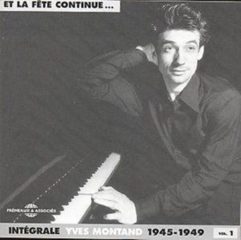 Integrale 1945-1949-Montand Yves