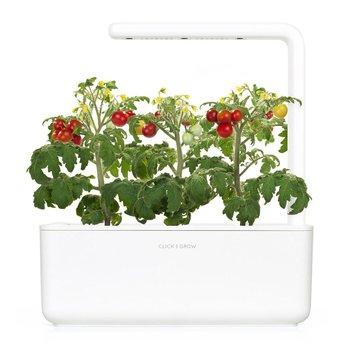Inteligentna doniczka  CLICK&GROW Smart Garden 3 White,  30x12x21-47 cm-CLICK AND GROW