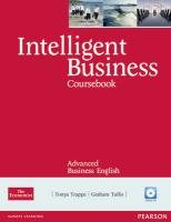 Intelligent Business Advanced Course Book (with Class Audio CD)-Trappe Tonya