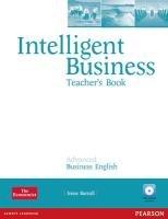 Intelligent Business Advanced Teacher's Book/Test Master CD-ROM Pack-Barrall Irene, Barrall Nik