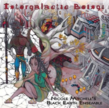 Intergalactic Beings-Nicole Mitchell's Black Earth Ensemble