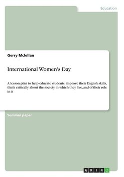 International Women's Day - Mclellan Gerry