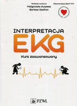 Interpretacja EKG. Kurs zaawansowany-Szafran Bartosz, Kurpesa Małgorzata