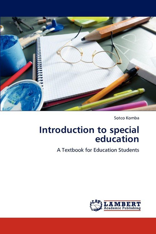 introduction to special education Sort by prek–12 education higher education industry & professional products & services a–z isbn converter.