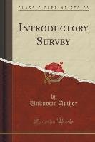 Introductory Survey (Classic Reprint) - Author Unknown