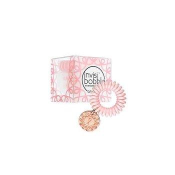 Invisibobble, Original, gumka do włosów z zawieszką Pink Heroes-Invisibobble