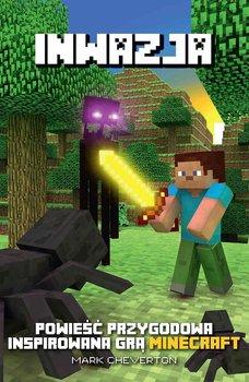 Inwazja. Powieść przygodowa inspirowana grą Minecraft                      (ebook)