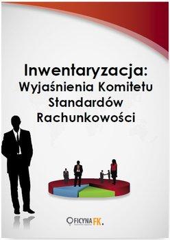 Inwentaryzacja. Wyjaśnienia komitetu standardów rachunkowości                      (ebook)