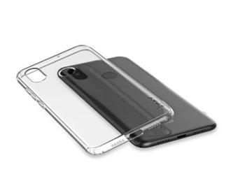 iPaky Effort żelowe etui pokrowiec + szkło hartowane 9H LG V30-iPaky