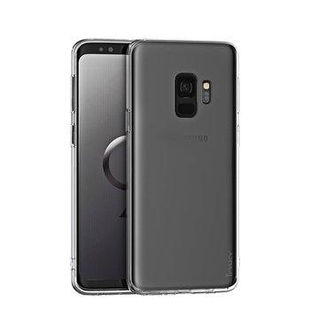 iPaky Effort żelowe etui pokrowiec + szkło hartowane 9H Samsung Galaxy A3 2017 A320 przezroczysty-iPaky